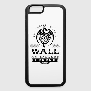 WALL - iPhone 6/6s Rubber Case