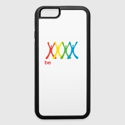 be the change - iPhone 6/6s Rubber Case