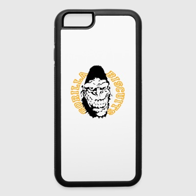 gorilla biscuits - iPhone 6/6s Rubber Case