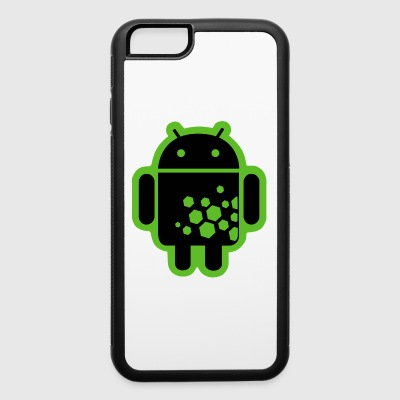 Android Hex Code - iPhone 6/6s Rubber Case
