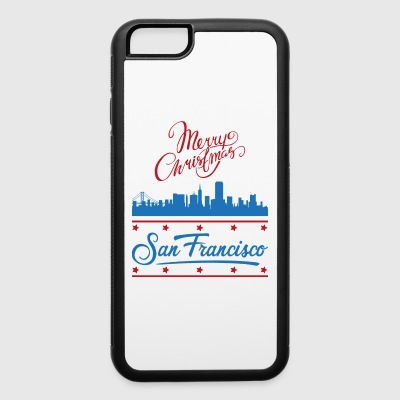 san francisco - iPhone 6/6s Rubber Case