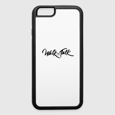 Walk the Talk - iPhone 6/6s Rubber Case