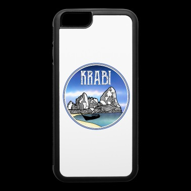 Krabi Thialand - iPhone 6/6s Rubber Case