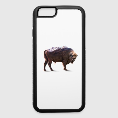 Bisons rock - iPhone 6/6s Rubber Case