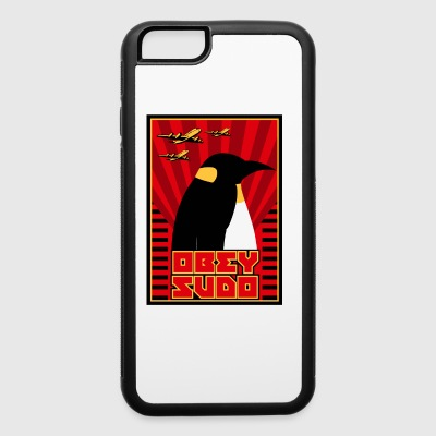 obey sudo - iPhone 6/6s Rubber Case
