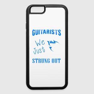 Guitarists Don't Get Old Shirt - iPhone 6/6s Rubber Case