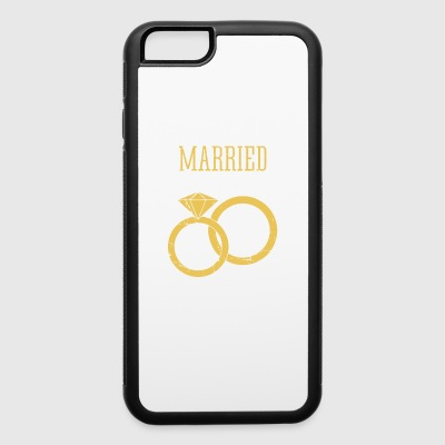 Married since 1984 - iPhone 6/6s Rubber Case