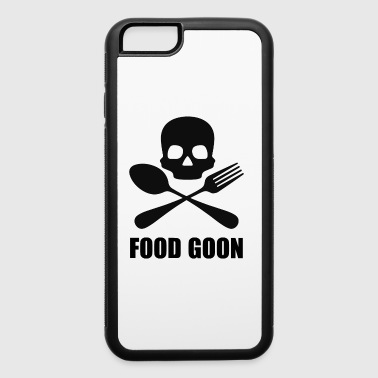 Jolly Food Goon | Black Logo - iPhone 6/6s Rubber Case