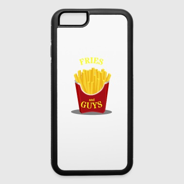 Fries and Guys - iPhone 6/6s Rubber Case