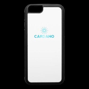 CARDANO - Cryptocurrency ADA Blockchain gift idea - iPhone 6/6s Rubber Case
