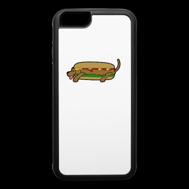 Chinese Fast Food - iPhone 6/6s Rubber Case
