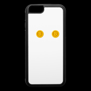 Fomo Bitcoin Crypto Blockchain Digital Cool - iPhone 6/6s Rubber Case
