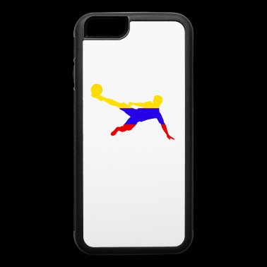 Colombia - Soccer Fanshirt World Flag 2018 - iPhone 6/6s Rubber Case