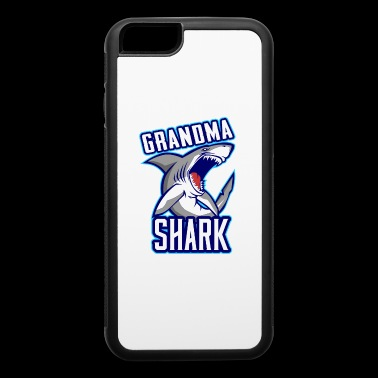 Grandma Shark - iPhone 6/6s Rubber Case
