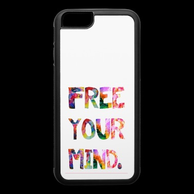 free your mind - iPhone 6/6s Rubber Case