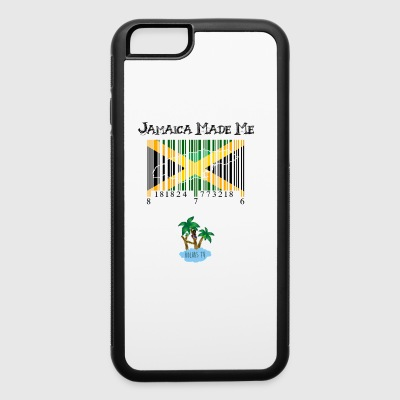 jamaica made me - iPhone 6/6s Rubber Case