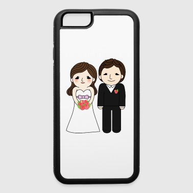 marriage - iPhone 6/6s Rubber Case