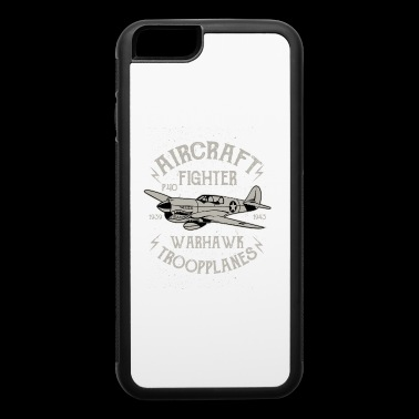 Aircraft Fighter Exclusive T-shirt Limited Edition - iPhone 6/6s Rubber Case