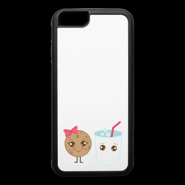 Milk and Cookie - iPhone 6/6s Rubber Case