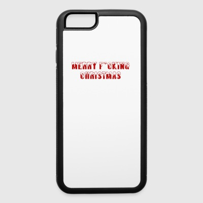 Merry Fucking Christmas - iPhone 6/6s Rubber Case