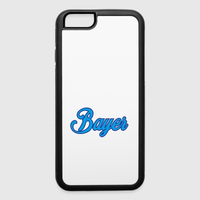 Bavarian! Bayer! Bayern! - iPhone 6/6s Rubber Case