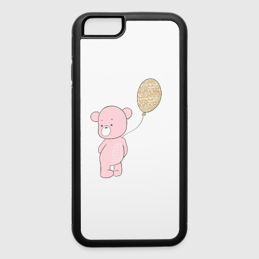 bear - iPhone 6/6s Rubber Case