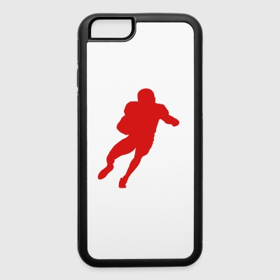 football - iPhone 6/6s Rubber Case