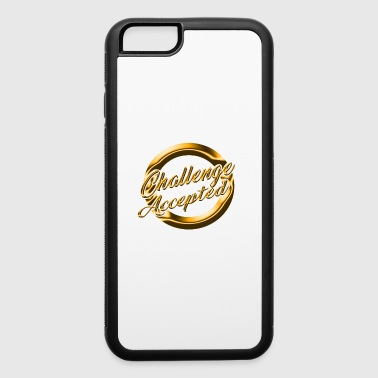 Gold - iPhone 6/6s Rubber Case