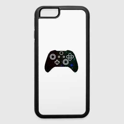 Video Game Particles Joystick - iPhone 6/6s Rubber Case