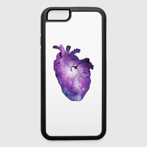Galaxy Beating Heart - iPhone 6/6s Rubber Case