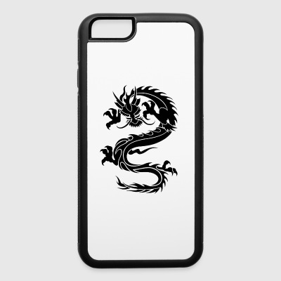Dragon Tatoo - iPhone 6/6s Rubber Case