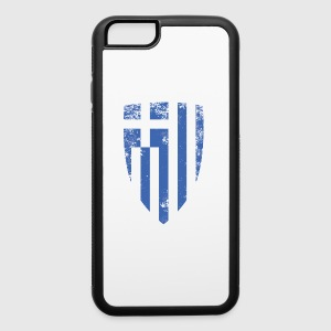 Shield of Greece - iPhone 6/6s Rubber Case