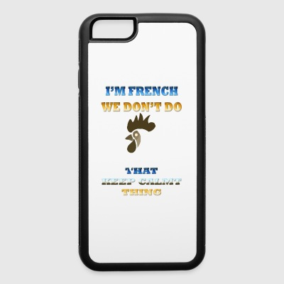 I M FRENCH - iPhone 6/6s Rubber Case