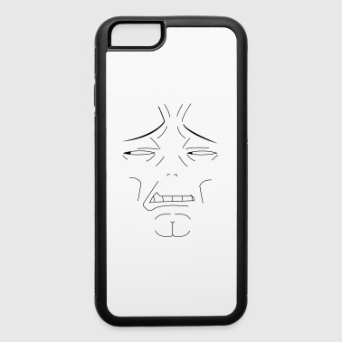 Looking Over - iPhone 6/6s Rubber Case