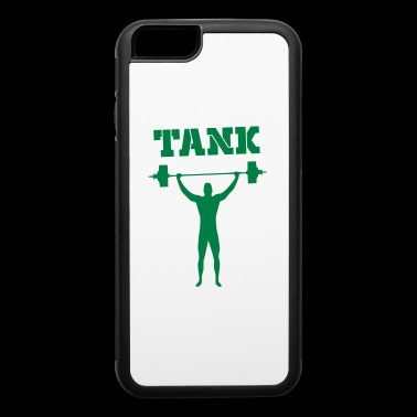 tank - iPhone 6/6s Rubber Case