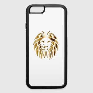 Gold lion - iPhone 6/6s Rubber Case