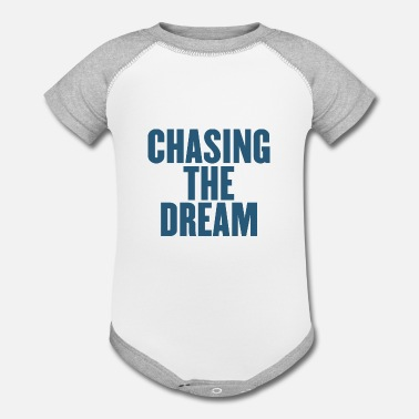 Dream Woman Dream Dream Dream - Contrast Baby Bodysuit