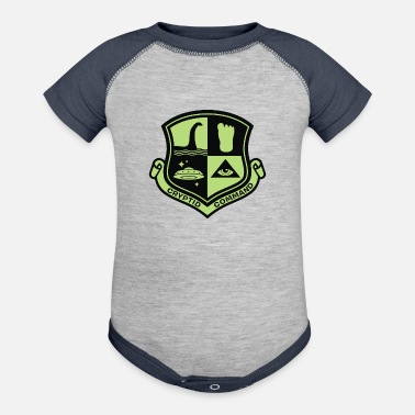 Command Cryptid Command - Baseball Baby Bodysuit