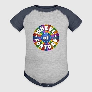 Wheel of Fortune logo Shirt - Baby Contrast One Piece