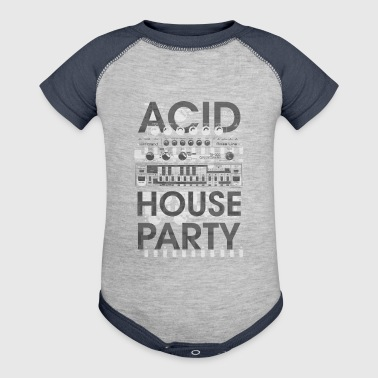 Acid House Party 303 - Baby Contrast One Piece