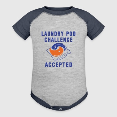 Pod Challenge - Baby Contrast One Piece