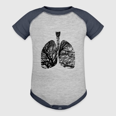 Lung X-Ray - Baby Contrast One Piece
