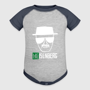 Breaking Bad Inspired Heisenberg Element Walter - Baby Contrast One Piece
