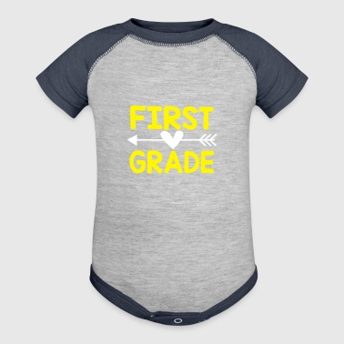 First Grade FIRST GRADE - Baby Contrast One Piece