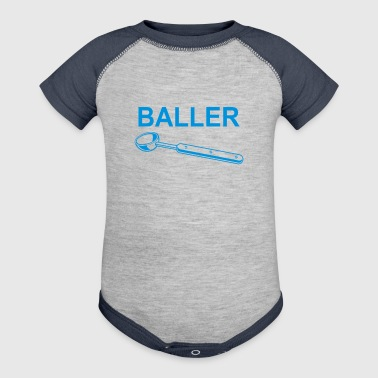 Baller - Baby Contrast One Piece