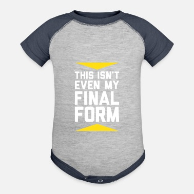 Form FINAL FORM - Contrast Baby Bodysuit