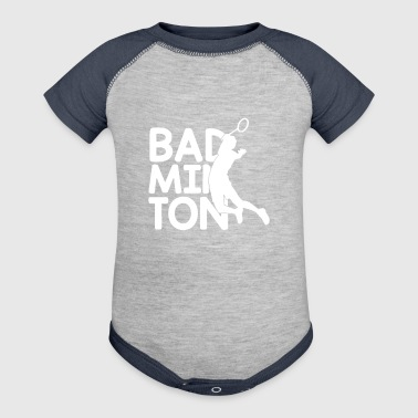 Badminton - Baby Contrast One Piece