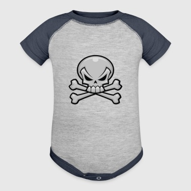 Shop Crossbone Baby Bodysuits Online Spreadshirt