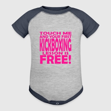 Kick Boxing Lesson - Baby Contrast One Piece