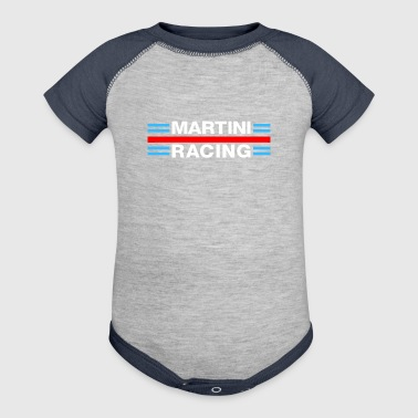 Martini Racing White Team - Baby Contrast One Piece